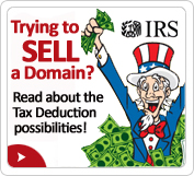 Donate Domain Nmaes Tax Deduction